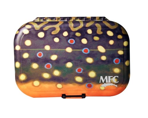 Plastic Box Maddox S Quot Brook Trout Series 1 Quot