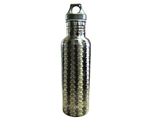 Stainless Steel Water Bottle - Striped Bass
