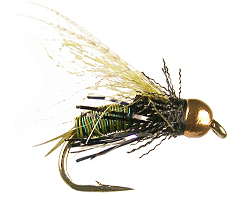 Thurman 39 s b h zaddis olive 14 16 for Alaska fly fishing goods