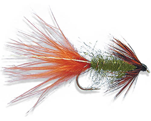 Rickards' Emerging Bugger 4<br>#8-10