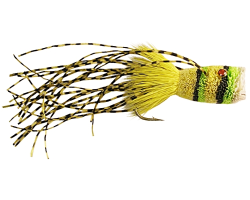 Goodale's Popper -  Yellow / Green / White #02