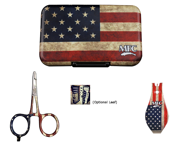 River Camo American Pride 3 Piece, 4 in Kit
