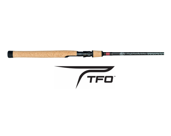 TFG Professional Spinning 1 Piece Rods - Full Grip