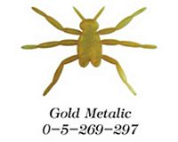 Wiggle Stone Body - Gold Metalic