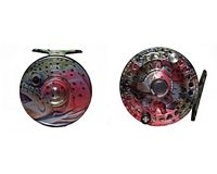 Madison IIA Reel<br>Sundell's Starlight Rainbow 5/6 Weight