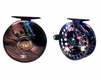 Madison IIA Reel<br>Sylvester's &quot;Digital Brown&quot; 4/5 Weight