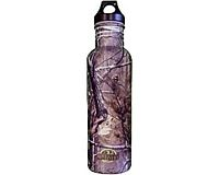 Stainless Steel Water Bottle - Real-Tree AP Camo