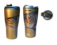 "Vacuum Travel Mug - Sundell's ""October Brown"""