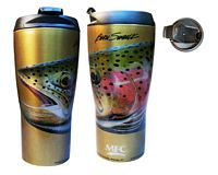 "Vacuum Travel Mug - Sundell's ""Starlight Rainbow"""