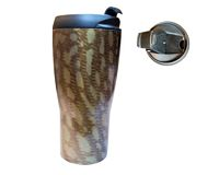 Vacuum Coffee Mug - Pike Skin