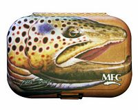 "Plastic Box - Sundell's ""Big Sky Warrior - Brown"""