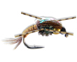 Trina's Bubble Back Emerger - Copper<br>#12-20