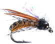 Wired Caddis - Amber<br>#14-16