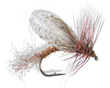 CDC Winged Emerger - Brown Drake<br>#8-12