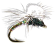 Silverman's - Midge Mess Emerger<br>#18-22