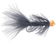Brewer Hot Head Leech - Black<br>#2-6