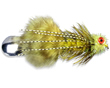 Kingfisher Heavy Metal Sculpin - Yellow<br>#4