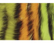 Rabbit Strips - 2-Tone - Chartreuse/Black- 1/8""