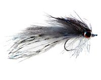 Alter's - BJ Minnow - Grey/White #1/0