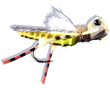 Trina's Carnage Hopper - Yellow<br>#8-12