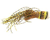 Goodale's Popper - Brow / Yellow / Black #02