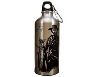 Aluminum Water Bottle - Pucket's High Plains Drifter