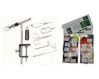 Deluxe Bass/Panfish Fly Tying Kit
