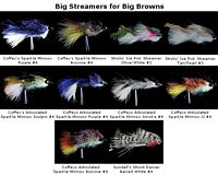 Big Streamers for Big Browns