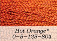 Centipede Legs� - Speckled Hot Orange