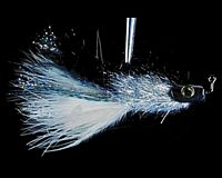 Coffey's Articulated Sprkle Minnow - Smoke