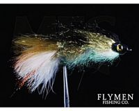 Coffey's Articulated Sparkle Minnow - Sculpin
