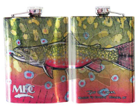 Currier's Brook Trout - Flask