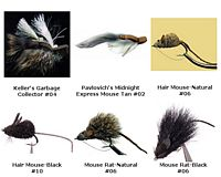 MFC & Holly Flies Mouse Assortment