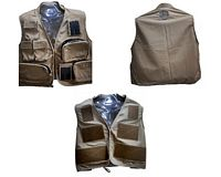 Finger Rock - Yamcolo Standalone Fishing Vest
