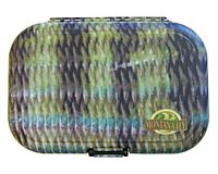 River Camo Plastic Fly Box - Bonefish