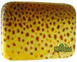 River Camo Plastic Fly Box - Brown Trout