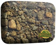 River Camo Plastic Fly Box - River Rock