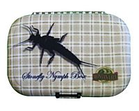 River Camo Plastic Fly Box - Stonefly