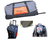 TFO Large Rolling Fly Fish Cargo Bag