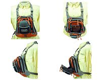 TFO Medium Chest Pack - 5 Pocket