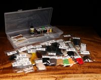 Hareline Fly Tying Material Kit