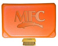 MFC Floating Fly Box - Hot Orange