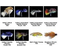 Big Streamer II Fly Assortment Big Trout Kit