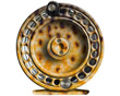 River Camo Madison Series Reel<br>Brown Trout Pattern - 4/5 Weight