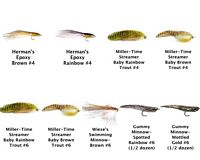 Minnows Fly Assortment - 9 Piece
