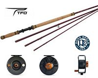 Spey Rod and Reel Combo