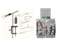 Deluxe Saltwater Fly Tying Kit