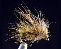 Slattery's Triple Threat Caddis - Olive