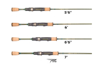 TFO Trout Panfish Rods