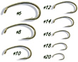 25 - Scud Hook 7045-Bronze #6-20